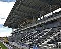 Skagerak Arena west stand.jpg