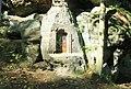 Skalní kaplička u silnice v jižní části Jetřichovic (Q94444698) 01.jpg