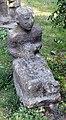 Skulptur Rathausstr 10 (Liber) Erben der Spartakuskämpfer Emerita Pansowová 1987 2.jpg