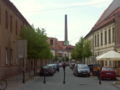 Slovakia Trnava Frantiskanska ulica.JPG