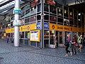 Smíchov, Zlatý Anděl, vstup do stanice metra Anděl (01).jpg