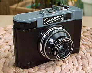 Smena (camera) - Image: Smena 6 wiki