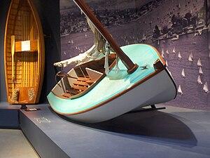 Snowbird (sailboat) - Image: Snowbird 1