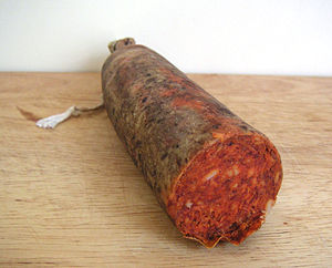 Sobrassada - Home-made Minorcan sobrassada