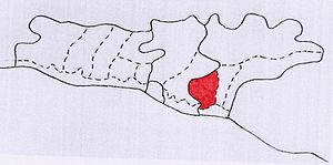 Кудепстинский сельский округ на карте
