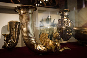 Borovo Treasure - Image: Sofia King Kotys I's Borovo Treasure
