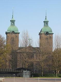 Church in Landskrona, Sweden