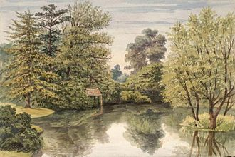 Soho, West Midlands - Soho Pool, by Allen Edward Everitt.