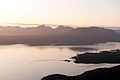 Solnedgang over Narviksfjallen, Norge, Johannes Jansson.jpg