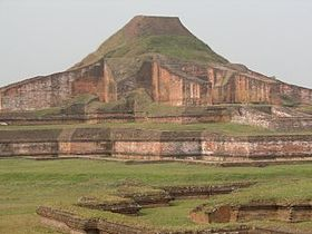 Image illustrative de l'article Somapura Mahavihara