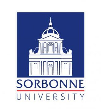 Sorbonne University (group) - Sorbonne University English logo