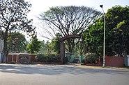 South Gate - Fort William - Kidderpore Road - Kolkata 2013-04-10 7733