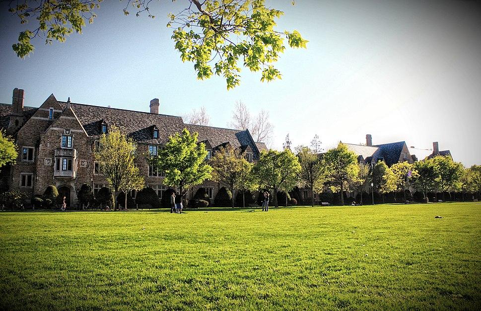 South Quad, University of Notre Dame