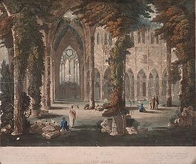 South Window of Tintern Abbey