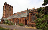 South side of St Peter's, Heswall.jpg