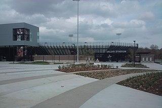 Saluki Stadium Stadium in Illinois, USA