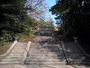 Spanish Steps (Washington D.C.) - Image: Spanish Steps Kalorama