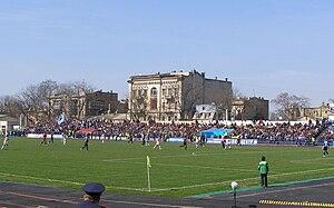 Spartak Stadium (Odessa) - Image: Spartak Stadium, Odesa 2