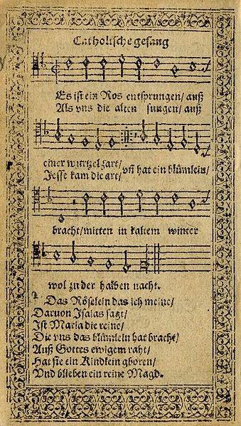 File:Speyerer Gesangbuch Es ist ein Ros entsprungen.jpg