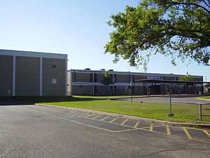 Spring Woods High School - Image: Spring Woods High School Houston
