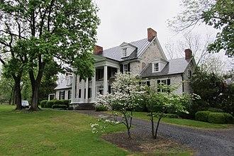 Samuel Mason - Image: Springdale Frederick County VA John Hite House