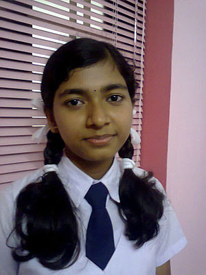 Sreelakshmi Suresh - Sreelakshmi Suresh in March 2012