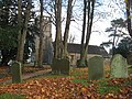 St. Leonard's church, Blunsdon - geograph.org.uk - 1415036.jpg