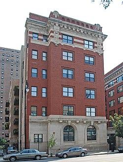 St Luke S Hospital Chicago Illinois Wikipedia