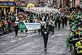 St. Patrick's Day Parade (2013) - Colorado State University Marching Band, Colorado, USA (8566271646).jpg