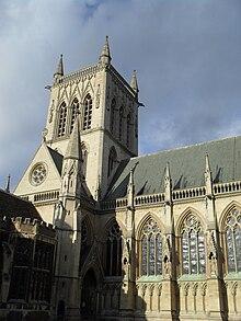 La torre del St John's College