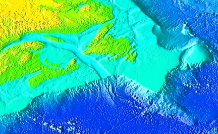 Banks of the North-West Atlantic StLawrence Gulf bathymetry.jpg