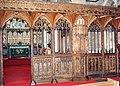 St Andrew, Kenn, Devon - Screen - geograph.org.uk - 1727736.jpg
