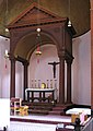 St Augustine, Gilbert Road, Belvedere, London DA17 - Baldacchino - geograph.org.uk - 1780588.jpg