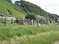 St Columba's Chapel at Keil Point - geograph.org.uk - 484762.jpg