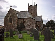 St Giles in the Wood Church - geograph.org.uk - 325671.jpg