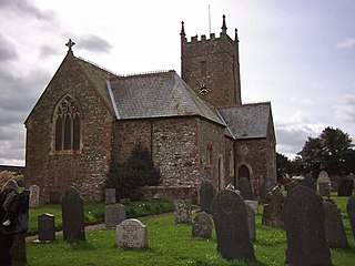 Parish church of St Giles, St Giles in the Wood