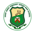 St James Seminary Logo.png