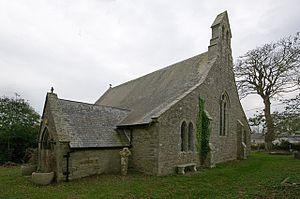 Godolphin Cross - Image: St John's Church, Godolphin Cross