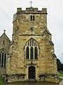 St Mary, Newick, tower.jpg
