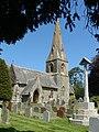 St Matthew'schurch and churchyard - geograph.org.uk - 1320310.jpg
