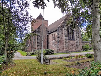 Bramhall - St Michael and All Angel's Church