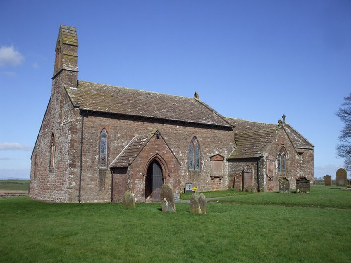 St Mungo's Church, Bromfield, Cumbria - geograph.org.uk - 1265377.jpg
