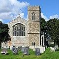 St Peter and St Paul, Edgefield, Norfolk - geograph.org.uk - 318285.jpg