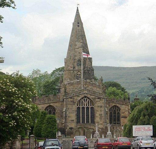 St Peters Parish Church, Hope