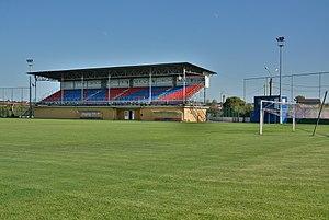 Stadionul Luceafărul - Image: Stadionul Luceafărul (2)