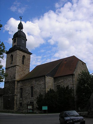 Kindelbrück - Church Kindelbrück