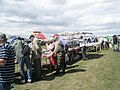 Stalls at the 2009 Gosport Bus Rally (4) - geograph.org.uk - 1425418.jpg
