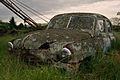 Standard Vanguard, abandoned in Mangere, Auckland, New Zealand.jpg