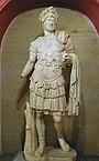 Statua di Adriano, Antalya, Turchia.jpg