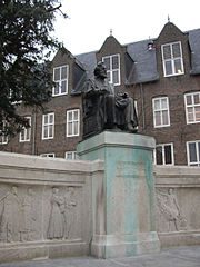 statue of F.C. Donders